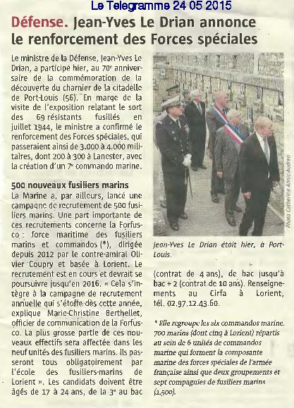 CEREMONIE DE PORT LOUIS PRESSE 24 05 2015 Page 1