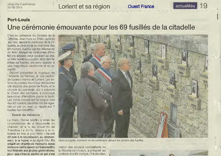 CEREMONIE DE PORT LOUIS PRESSE 24 05 2015 Page 4