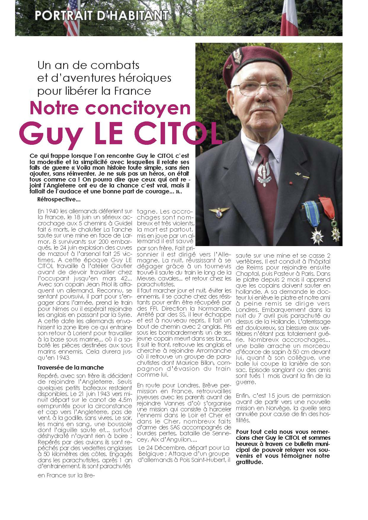 GUY LE CITROL
